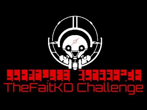 Warframe's TheFaitKO Challenge