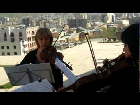 Classical Concert On Cascade Complex In Yerevan