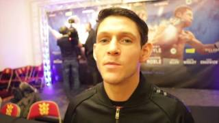 GAVIN McDONNELL - 'IVE ALWAYS BEEN COMPARED TO MY BROTHER, THIS IS THE MOMENT I STEP OUT HIS SHADOW'