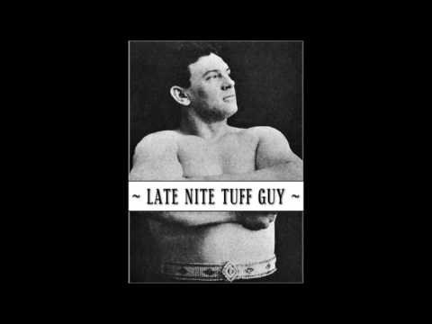 Late Nite Tuff Guy - Nobody