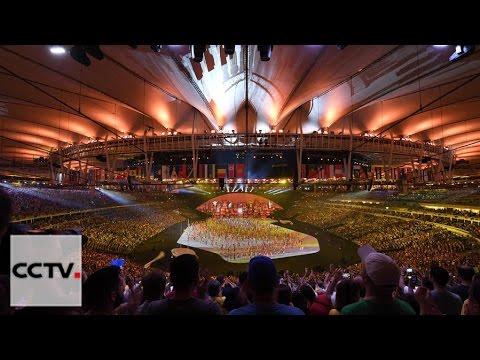 В Рио-де-Жанейро прошла церемония открытия Летних Олимпийских игр