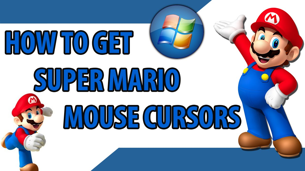 how to permanently change mouse cursor