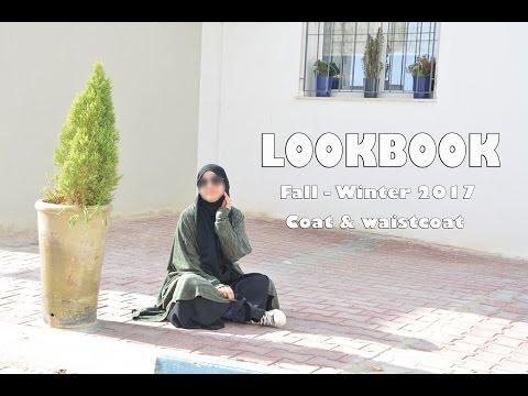 lookbook fall winter 2016- 2017 for Jilbabista