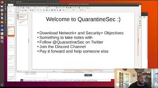 #QuarantineSec by Marcus J. Carey @marcusjcarey