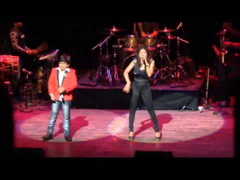 Snippets from Shaan Concert with Little Champs from SaReGaMaPa-  MAy 16th, 2015 - New Jersey