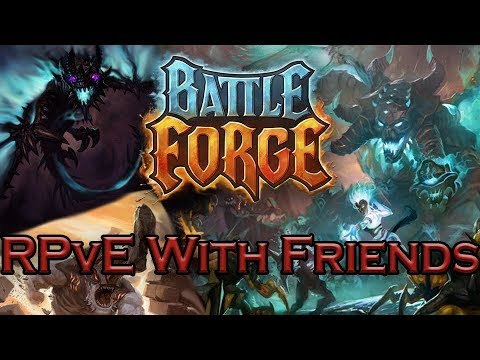 BattleForge - rPvE with friends!