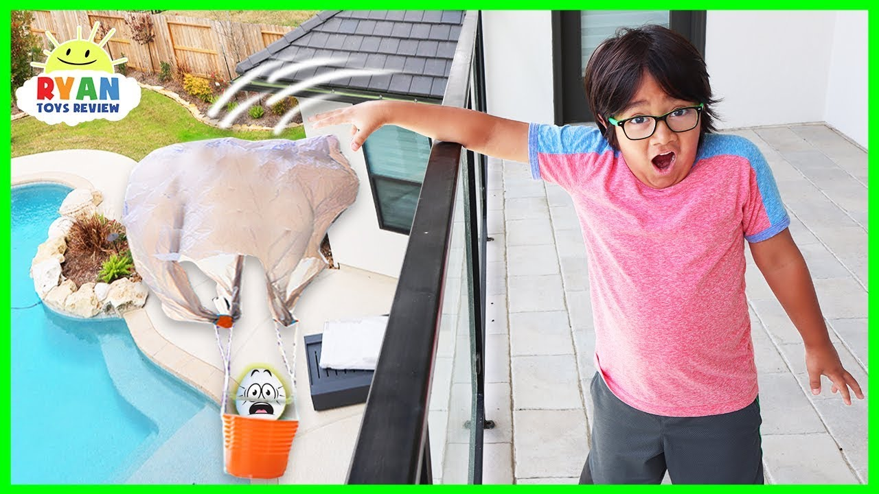 Egg Drop Project Ideas Science Experiments for Kids