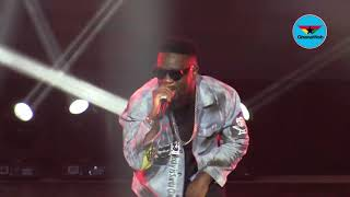 Sarkodie performs tracks from Alpha album at MMC Live 2019