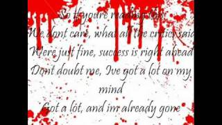 ATTILA-Rage(Lyrics)