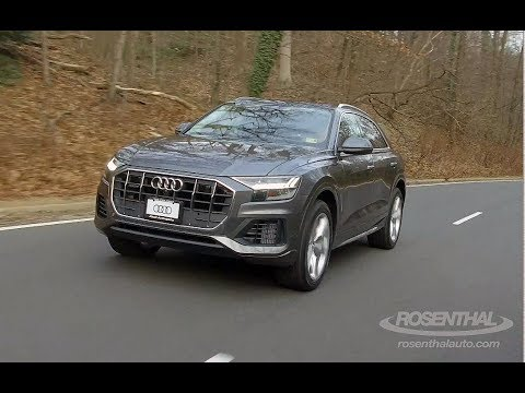 2019 Audi Q8 Car Test Drive & Review
