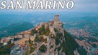 San Marino / TINY COUNTRY Inside ITALY???