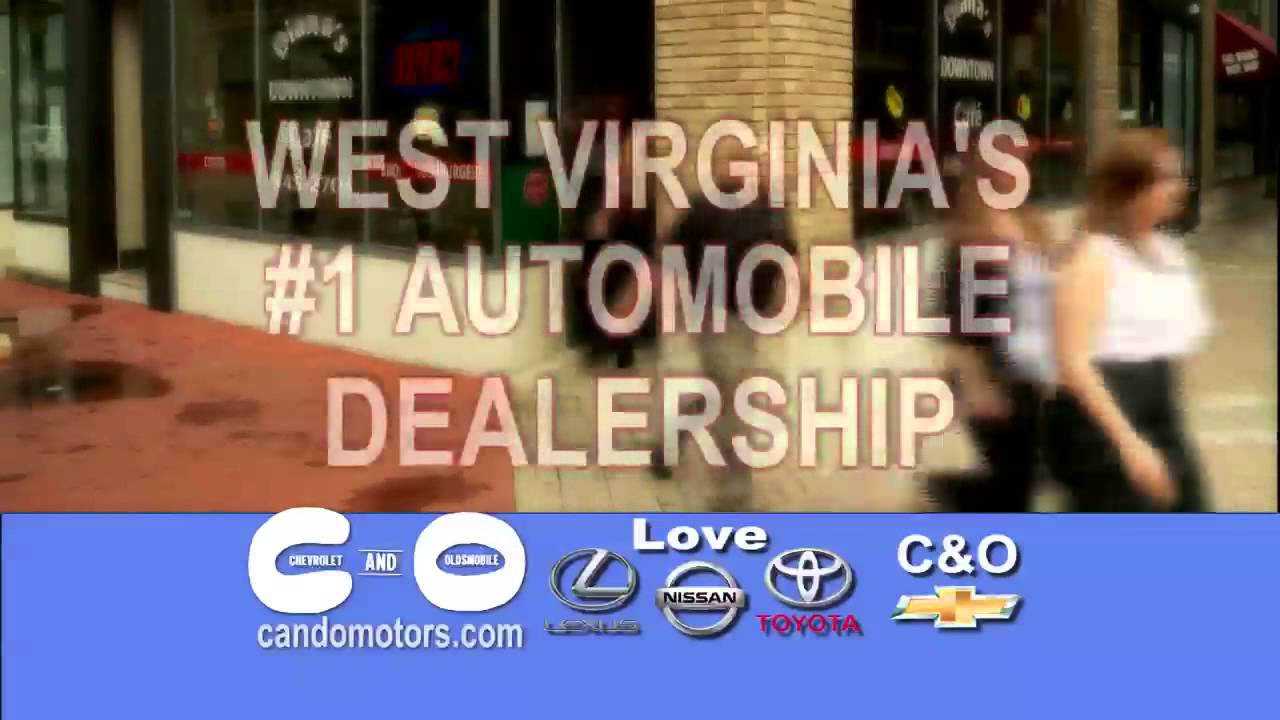 C&o motors charleston wv