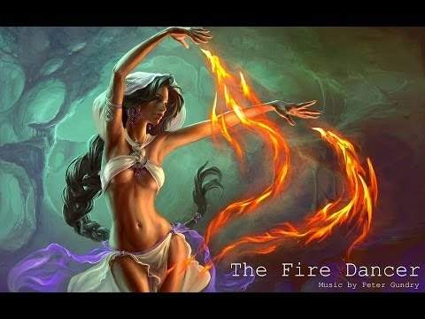 Dark Gypsy Music - The Fire Dancer - Dark Waltz