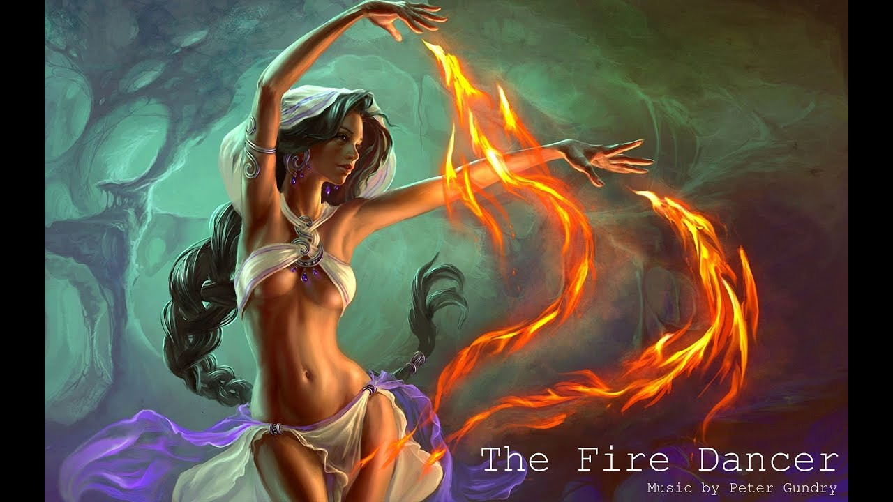 Dark Gypsy Music - The Fire Dancer - Dark Waltz - YouTube