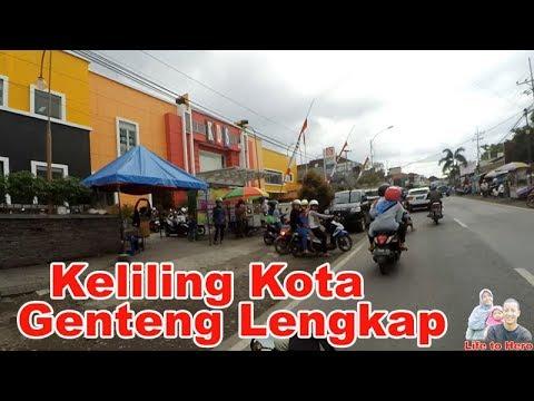 Mega Motovlog Keliling Kota Genteng Kabupaten Banyuwangi