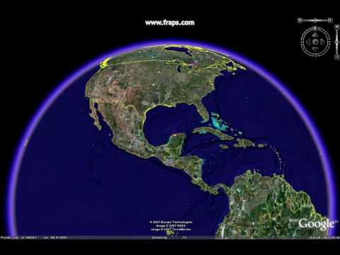 Zooming in on Chicxulub Crater's Location