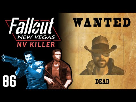 Fallout New Vegas - Django Westwood