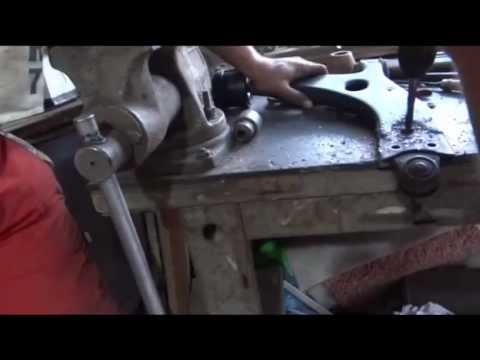 Ремонт передней подвески Ford Focus 2