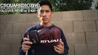 16 ounce Rival Boxing RFX Guerrero Sparring Gloves (HDE-F) Review