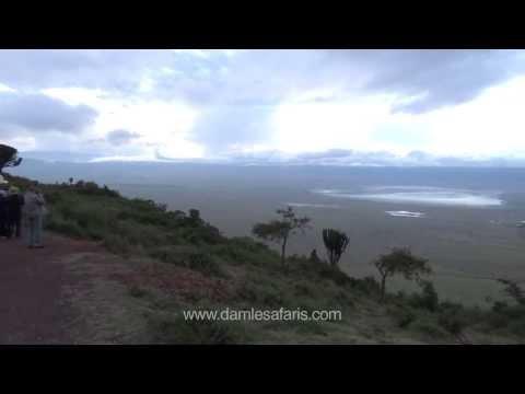 Ngorongoro Crater visit: February 2014