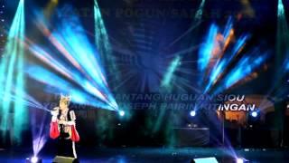 Sharin Amud Shapri (Keningau)  - Finalis Sugandoi Kaamatan Negeri Sabah 2012 ~ Lagu 1