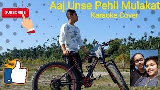 Aaj Unse Pehli Mulakat Hogi - Karaoke Cover By Lila Bhetwal || Tribute 2 KISHORE Da