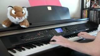 Grégoire - Toi + Moi (version avec batterie) (piano cover)