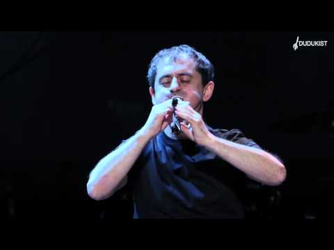 Виталий Погосян - Кукушка || The Second Moscow International Duduk Festival