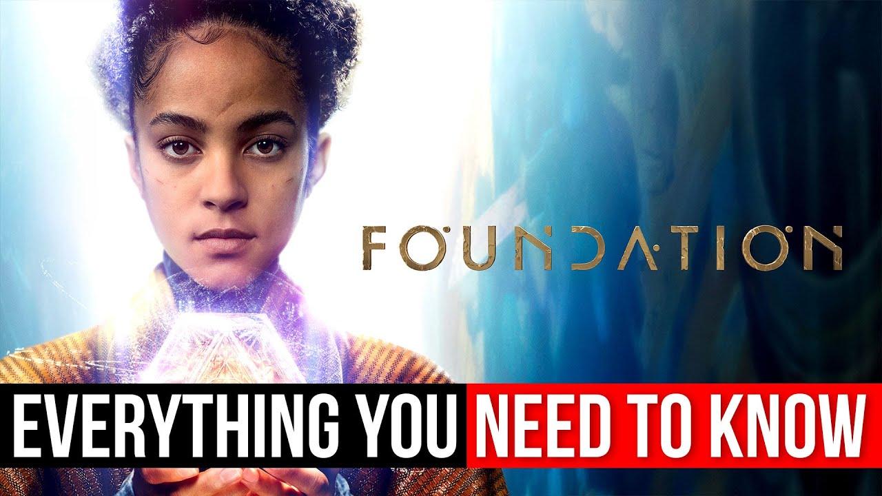 Apple TV's Foundation: Episodes 1 and 2's weird timeline, explained