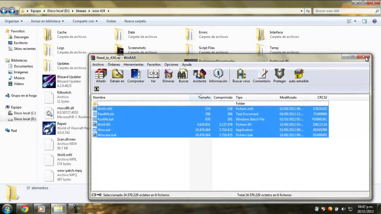 MAC 4.0.6 WORLD TÉLÉCHARGER WARCRAFT OF