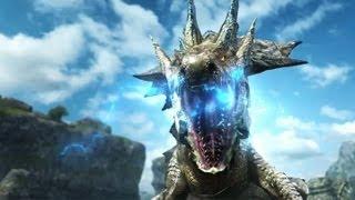 Monster Hunter 3 Ultimate : New York Comic Con Trailer