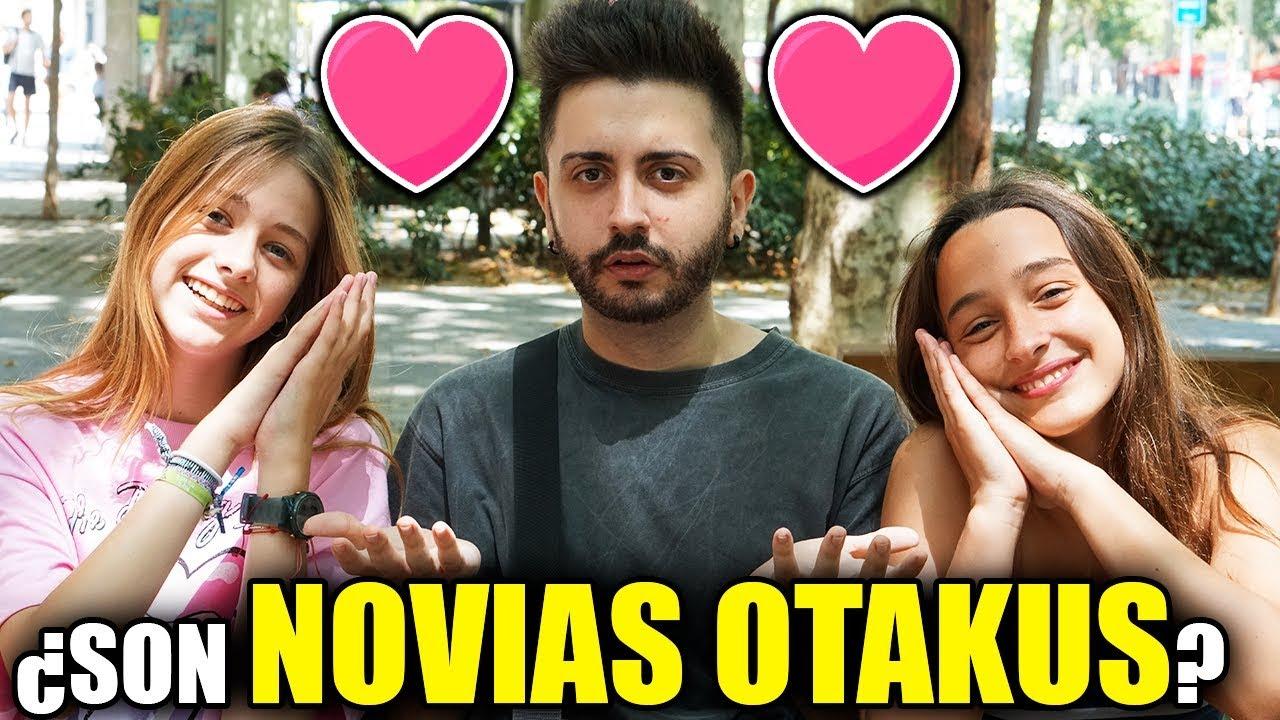La Nina Otaku Y Nina Arbusto Son Novias Crush De Anime Test Preguntas Y Respuestas Otakus Youtube