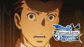 BURN THE WITCH |  Professor Layton vs. Phoenix Wright: Ace Attorney #5