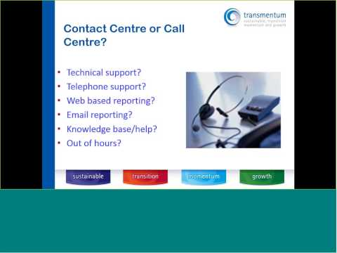 Help Desk -- Cost Centre or Profit Centre