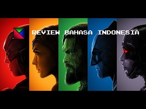 REVIEW Bahasa Indonesia - Justice League