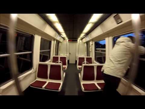 Viaje UT206 Euskotren GoPro (sonido directo)