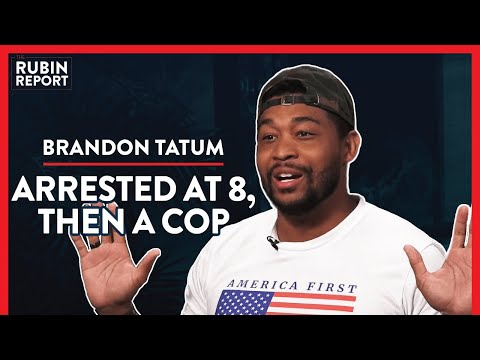 Ex-Police Officer: The Truth About Policing & Race (Pt. 1) | Brandon Tatum | POLITICS | Rubin Report
