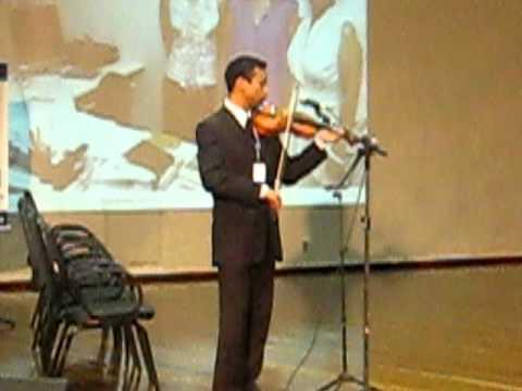 Walt disney e o seu violino...PGU_PROBONO