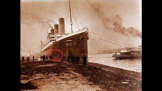 Пожар потопившей Титаник документальный фильм HD