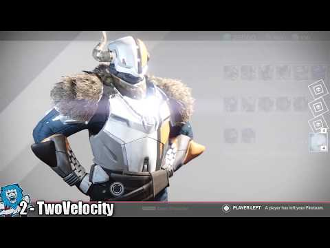 Destiny: Funny Top 5 Freakout Reactions To Y-09 Longbow Synthesis Drops / Episode 271