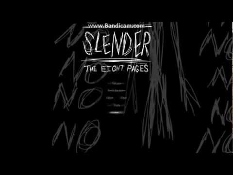 Duncan Currie Plays slender: The Eight Pages Part 1
