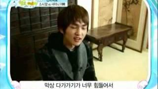 [ENG SUB] SHINee Hello Baby Episode 2 (3/5) 100127