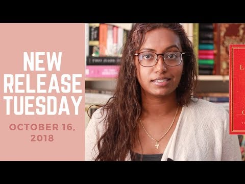 New Release Tuesday: October 16, 2018