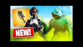 FORTNITE Stink Bomb Trailer (2018) PS4 ⁄ Xbox One ⁄ PC