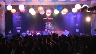 Papon and the East India Company at the Kasauli Rhythm & Blues Festival 2013