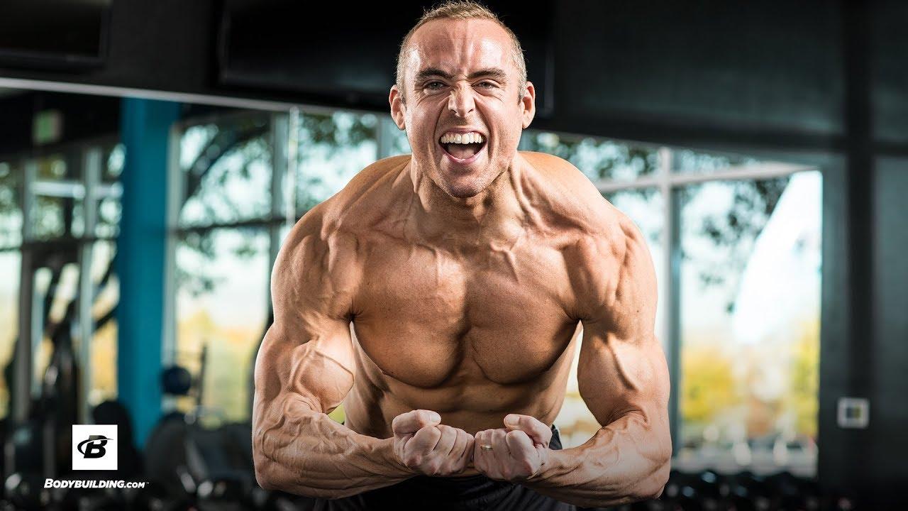 41947f8e1 Professional Gamer's Upper-Body Pump Workout | Bajheera. Bodybuilding.com