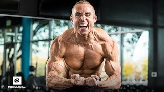 Professional Gamer's Upper-Body Pump Workout | Bajheera