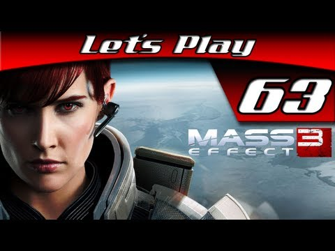 Let's Play: Mass Effect 3 - Part 63 - Activate the Satellite and AA Guns (Female Shepard)