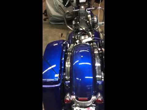 Custom Harley stereo systems