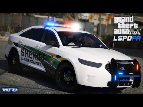 GTA 5 LSPDFR - Day 140 | Flagler County Sheriff's Office, FL (BCSO) | LSPDFR Warrant for Arrest